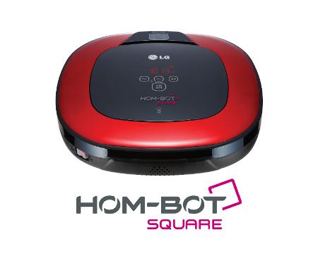 aspirapolvere robot smart LG
