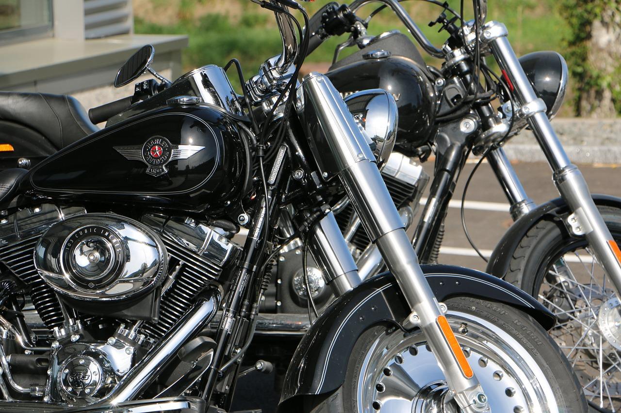 ammortizzatori moto harley davidson motocicletta